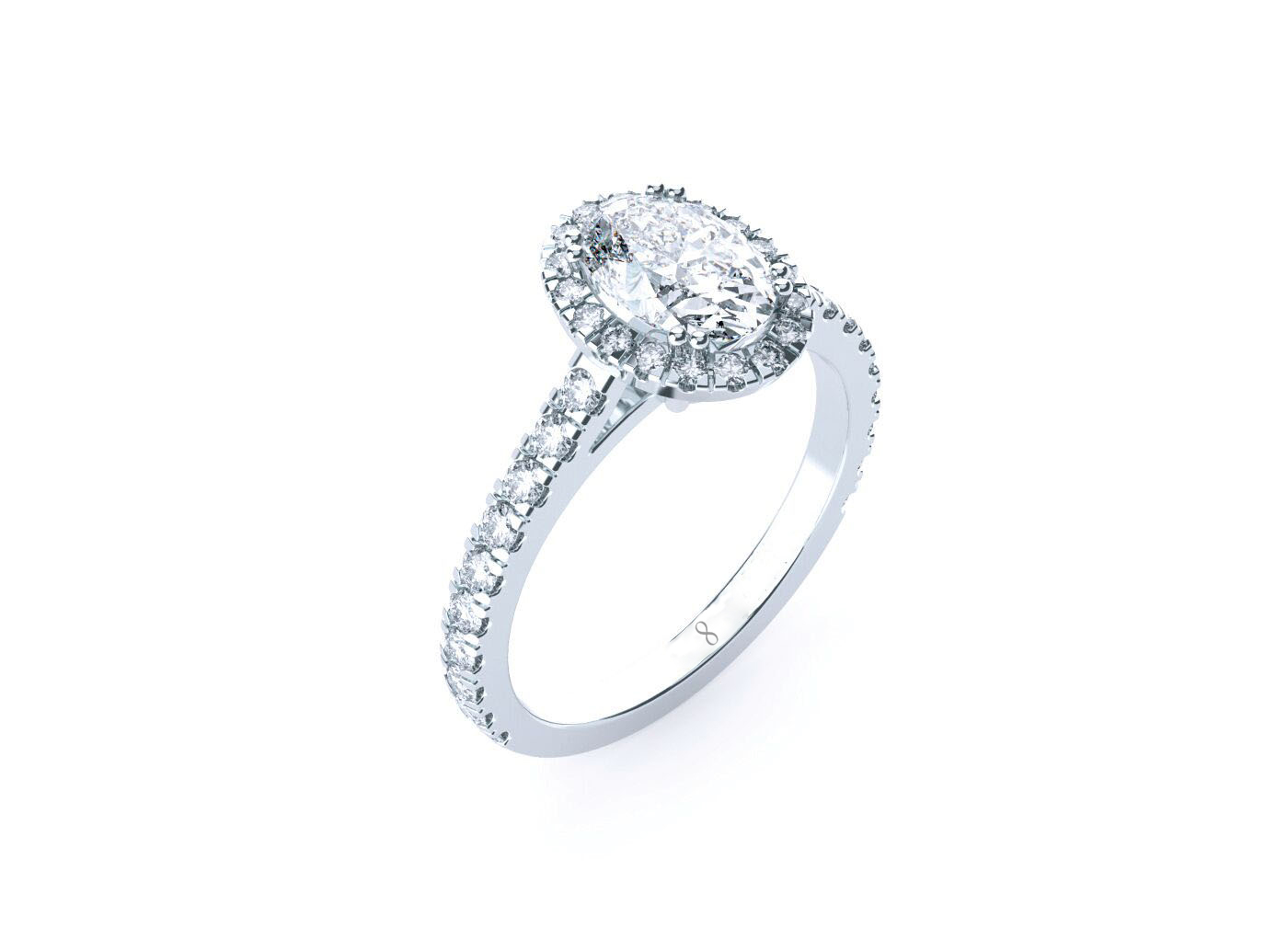 jewellery oval ct custom rings ring diamond crisscross engagement